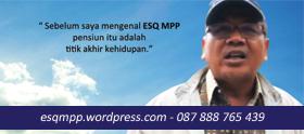 Program Persiapan Pensiun - Pelatihan Persiapan Pensiun - ESQ MPP - Ahli SEO - Aditya Nur Baskoro - 087888765439